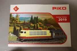 Piko catalogus G spoor 2019