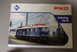 Piko catalogus HO 2019