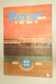 Roco catalogus 1980